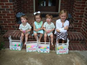 What's in your Easter basket? - Charlotte Smarty Pants