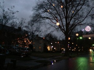 Christmas Lights In Charlotte Nc