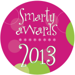 2013 Smarty Awards Logo