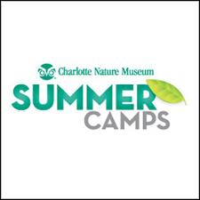 Charlotte Nature Museum Camp Logo