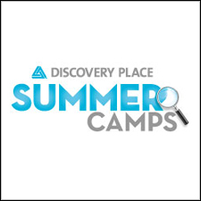 Discovery Place Summer Camps Logo