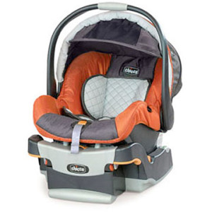 Chicco Keyfit 30 Infant Carseat