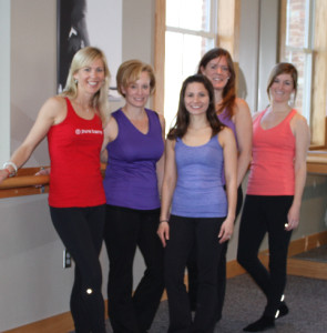 Smarty Cheryl Pure Barre Instructor