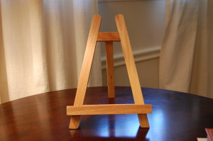Table Easel Solo