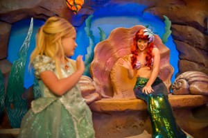 Disney's New Fantasyland Ariel