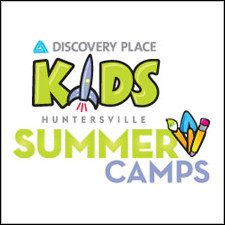 Discovery Place Kids Summer Camps Logo
