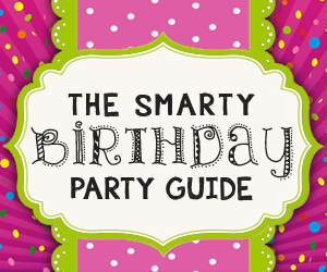 2013 Smarty Birthday Party Guide