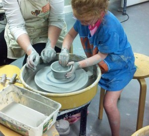 Small Hands Big Art Pottery