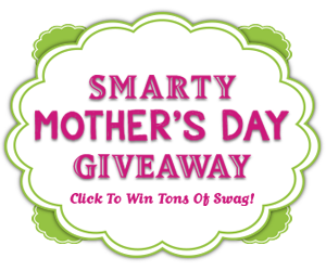 CSP Mother's Day Giveaway Logo