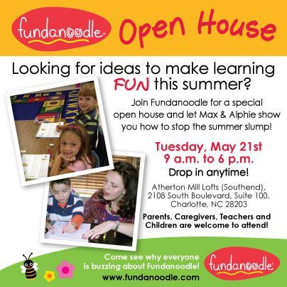 Fundanoondle Open House