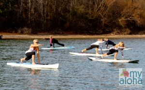 Lake Norman Paddleboarding