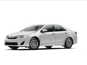 2013 Camry LE