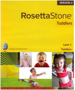 Rosetta Stone for Toddlers