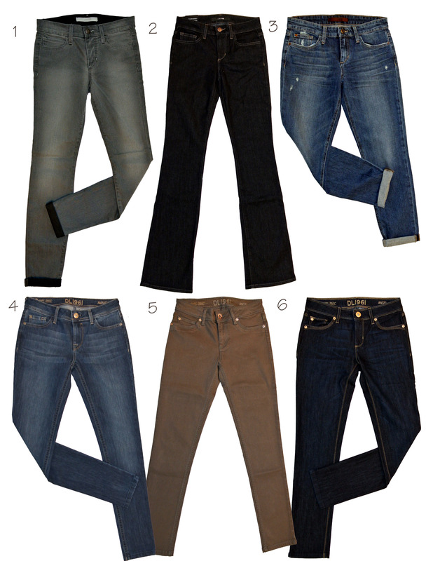 Cottage Chic Fall Jean Sale