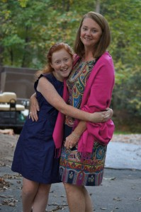 Camp Highlander Mother Daughter Weekend 1