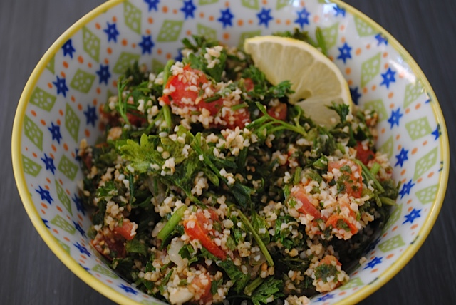 Wendy's Taboule