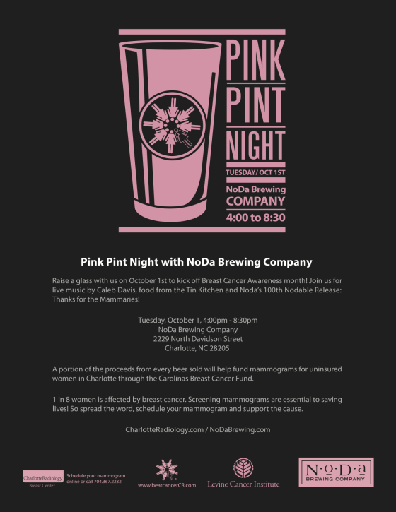 Pink Pint Night