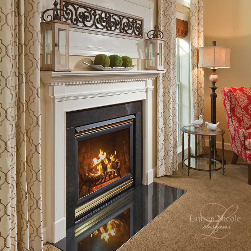 Lauren Nicole Designs Mantle