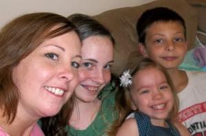 Melanie Butler's Family