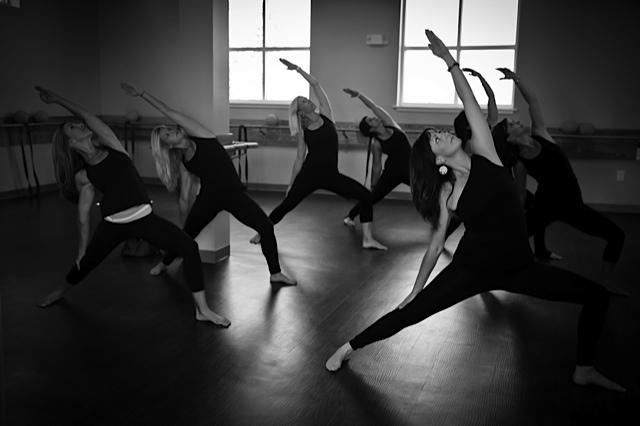 Carolina Barre & Core Yoga