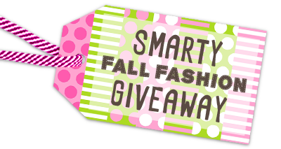 CSP Fall Fashion Week Giveaway Logo