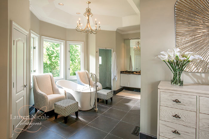 Lauren Nicole Designs Bathroom