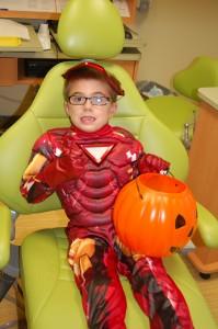 Andrew Johnson DDS Halloween