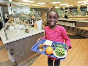 Charlotte Christian Healthy Dining Program