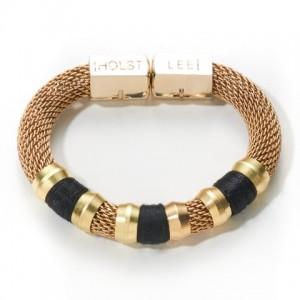 Mesh Classic Bracelet Black