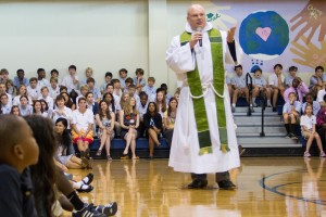 Trinity Episcopal School Chapel