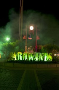 Scarowinds Entrance