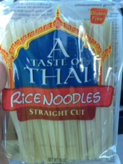 A Taste of Thai Noodles