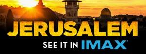 Jerusalem in IMAX