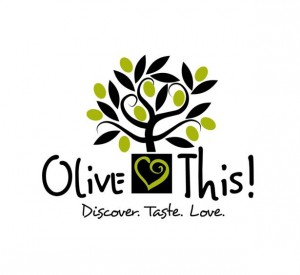 Olive This logo