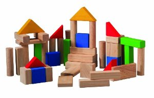 Plan Toys Basic Blocks