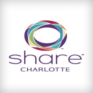 Share Charlotte Logos