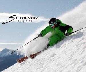 Ski Country Sports Skier