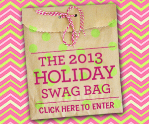 CSP 2013 Holiday Swag Bag