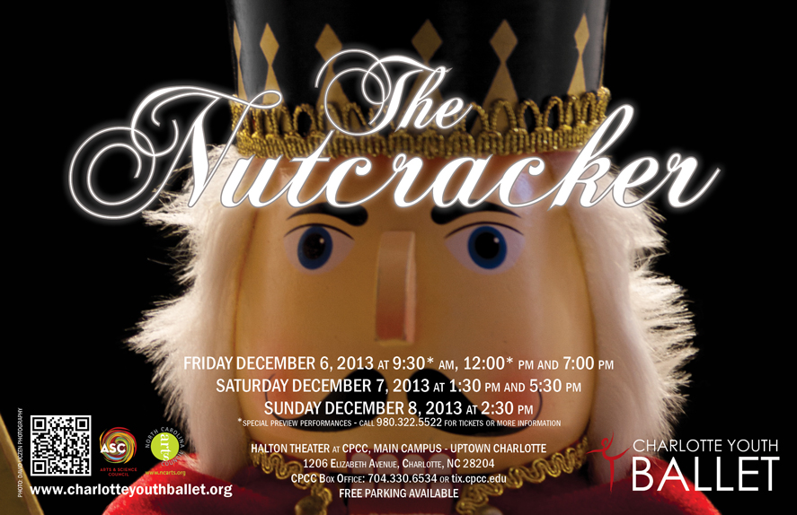 Charlotte Youth Ballet Nutcracker