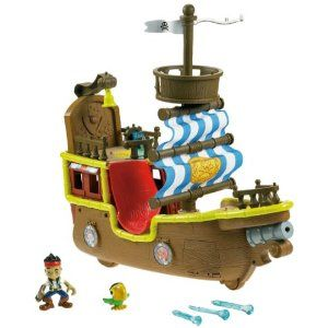 Fisher Price Jake and the Neverland Pirates