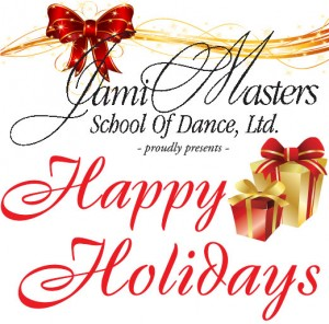 JMSD Happy Holidays Logo