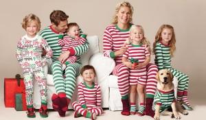 Hanna Andersson Christmas Jammies