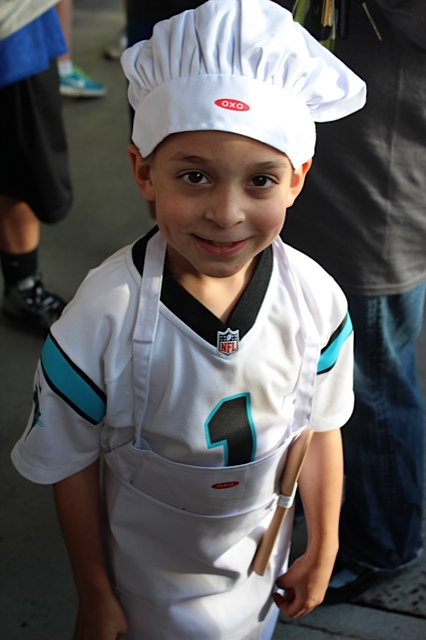 Cookies for Kids' Cancer Bake Sales THIS Weekend Honoring Grier