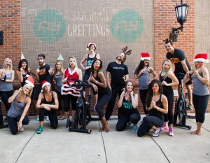 Flywheel Holiday Charlotte