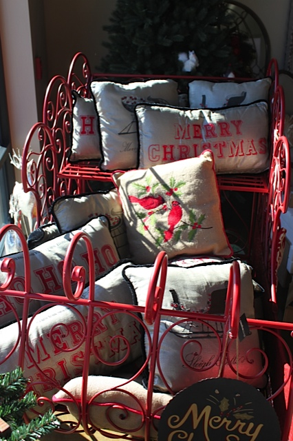 Lila HOME Holiday Pillows
