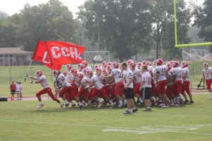 Charlotte Catholic High School Football Team