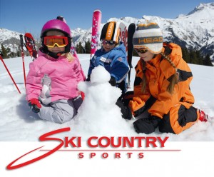 Ski Country Sports Kids Jackets