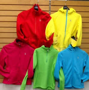 Spyder Jackets at Ski Country Sports