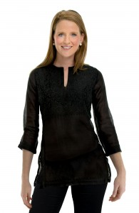 Gretchen Scott Veil Top