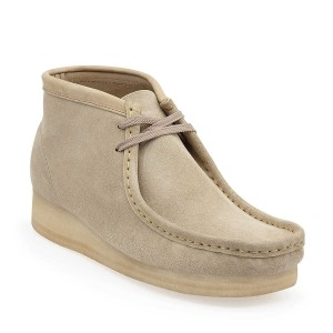 Clark's Wallabee Men Sand Suede
